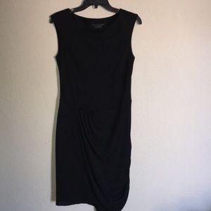 Zara collection little black dress size med